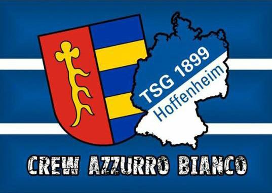 Crew Azzuro