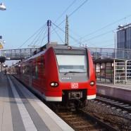 Sonderzug Frankfurt