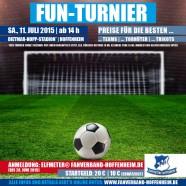 11-Meter-Fun-Turnier 2015