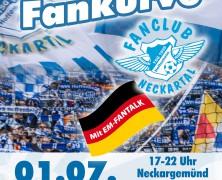 Der Fanclub Neckartal e.V. lädt ein!