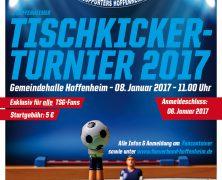 1. Hoffenheimer Tischkicker-Turnier